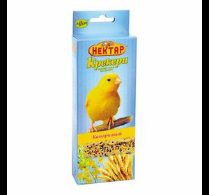 СХ- канарковий крекер для птахів преміум класу