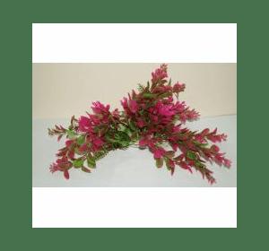 Пластиковое растение для аквариума 097205  , 15-20 см