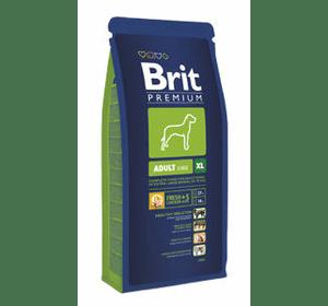 Brit Premium Adult XL для взрослых собак гигантских пород (45–90 кг). 3 кг