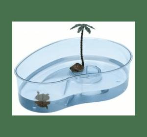 Аквариум для черепах Ferplast ARRICOT голубой