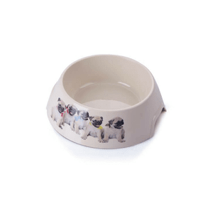 Пластиковая миска AnimAll для собак, 700 мл