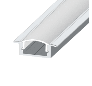 LED профіль (врізний) 1м.