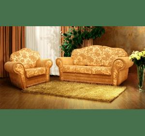 М'який диван і крісло Венеція