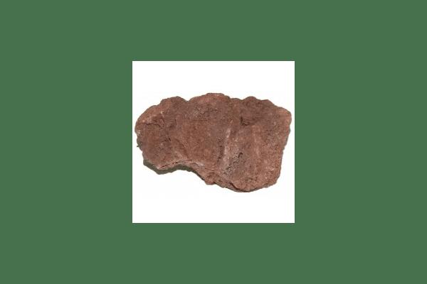 Грунт для аквариума Вулканический камень Lava rosso красный 100-200 - NaVolyni.com