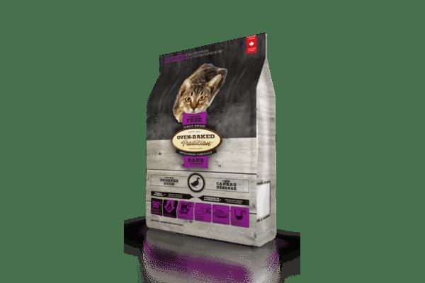 Корм для котів Oven-Baked Tradition беззерновий. 4,54 кг - NaVolyni.com
