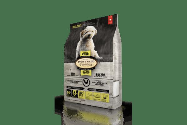 Корм Oven-Baked Tradition беззерновий сухий корм для собак малих порід, 2,27 кг - NaVolyni.com