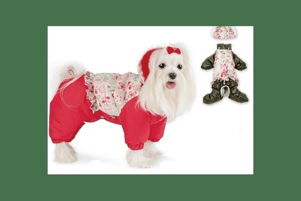 Pet Fashion Костюм Герда XS - NaVolyni.com