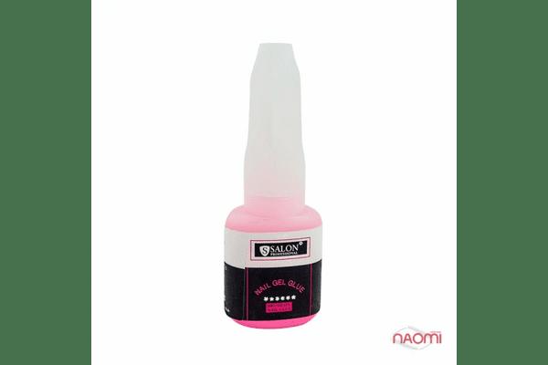 Клей-Гель для ногтей с кисточкой Salon-Professional, 10г - NaVolyni.com