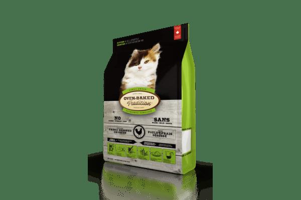 Корм для кошенят  Oven-Baked Tradition. 2,27 кг - NaVolyni.com