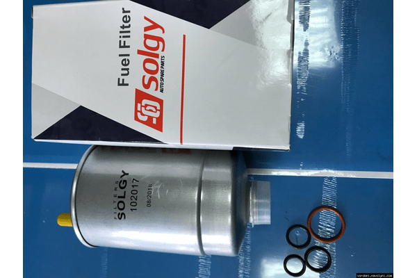Фильтр топливный на Renault Megane III / Scenic III 1.5-2.0 DCI 08- - NaVolyni.com