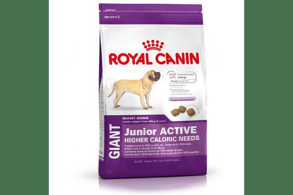 ROYAL CANIN Giant Puppy Active (до 8 месяцев). 15 кг - NaVolyni.com