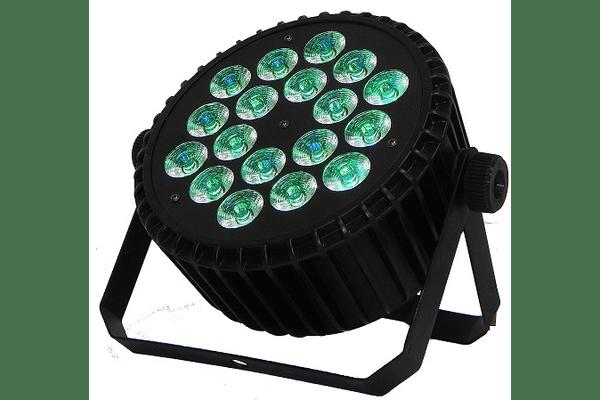 FREE COLOR P1810-A RGBW  світлодіодний прожектор - NaVolyni.com