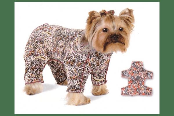 Pet Fashion Халат для йорка S - NaVolyni.com