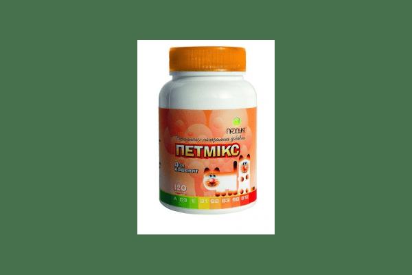 Витамины Петмикс для котят банка (150 табл. - NaVolyni.com