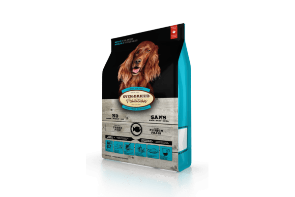 Корм Oven-Baked Tradition сухий корм для собак. 2,27 кг - NaVolyni.com