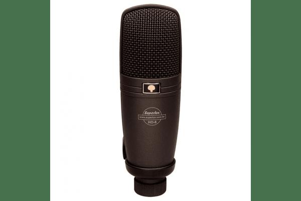 SUPERLUX HO8 студійний мікрофон - NaVolyni.com