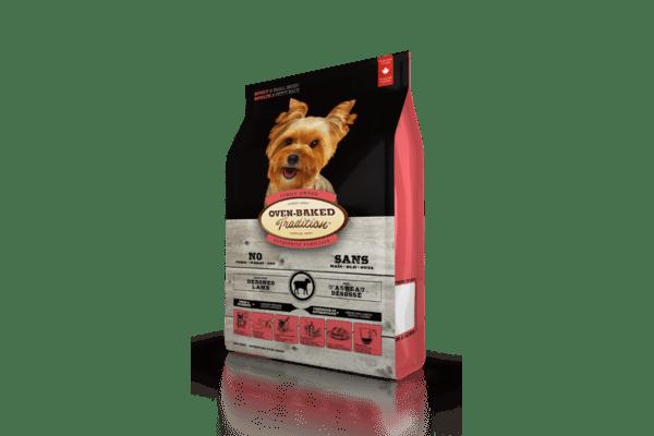 Корм Oven-Baked Tradition сухий корм для собак малих порід  1  кг - NaVolyni.com