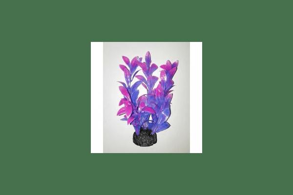 Пластиковое растение для аквариума 3115 blurose - NaVolyni.com