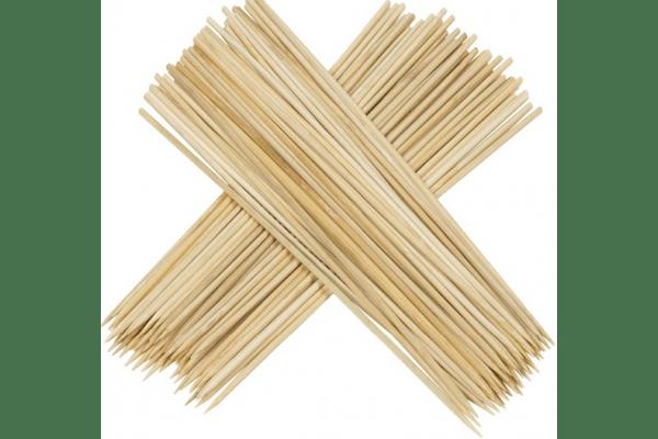 Шпажка деревяна 200 шт - NaVolyni.com