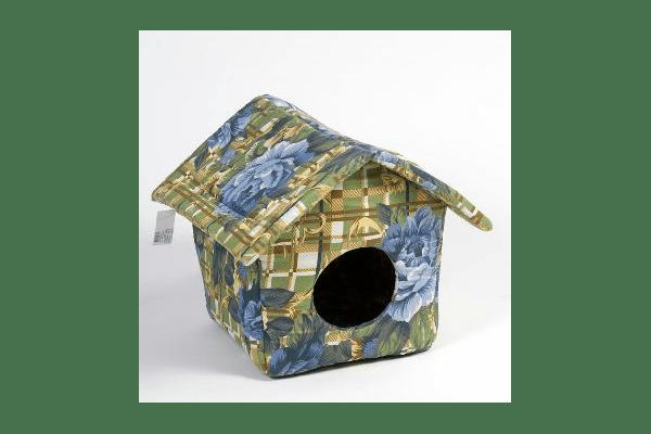 «Карина» Дом для кота Артикул: PR740347 - NaVolyni.com