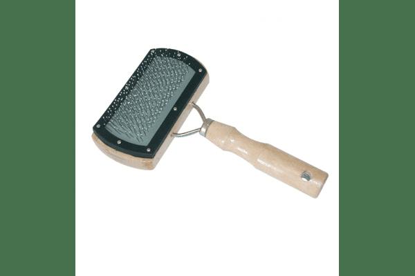 Пуходерка деревянная с напылением - NaVolyni.com