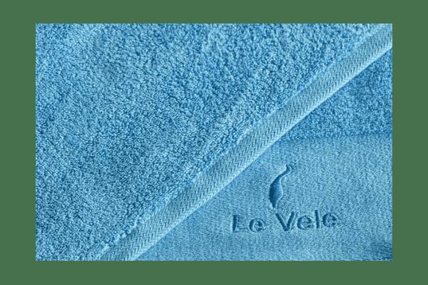 Рушник Le Vele Zero Twist Turquoise - NaVolyni.com