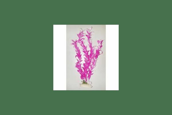Пластиковое растение для аквариума 3117R - NaVolyni.com