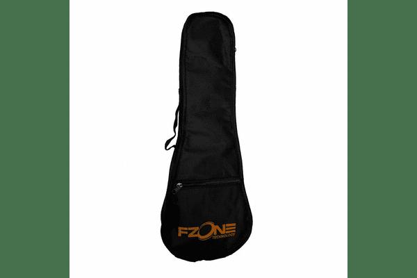 FZONE CUB1 Ukulele Soprano Bag чохол для укулеле концерт - NaVolyni.com