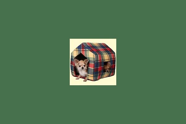 Гранд Шериф - Будка для собак с окошком №2 класс - NaVolyni.com