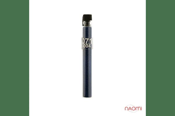 Блестки Salon Professional, размер 004, цвет синий № 071, в пробирке - NaVolyni.com