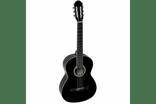 Класична гітара GEWApure VGS Basic Plus 4/4 (Black) - NaVolyni.com