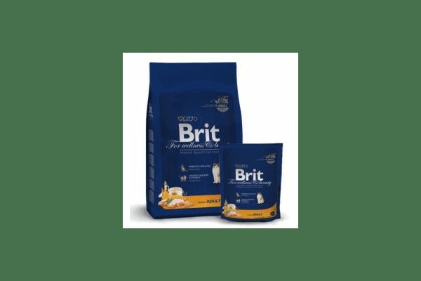 Brit Premium Adult Chicken для взрослых кошек с курицей  Вес :   300 г  800 г  1,5 кг  8 кг - NaVolyni.com