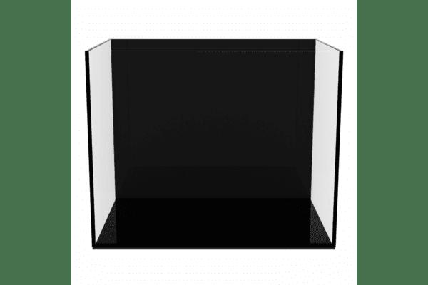 Аквариум aGLASS Black 16 л с черной задней стенкой - NaVolyni.com