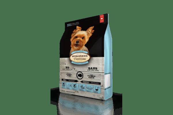 Корм Oven-Baked Tradition сухий корм для собак малих порід, 5,67 кг - NaVolyni.com
