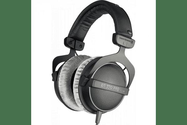 BEYERDYNAMIC DT 770 PRO/80 ohms навушники студійні - NaVolyni.com