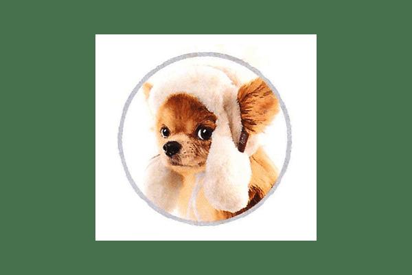 Pet Fashion Шапка зимняя Ушанка XS - NaVolyni.com