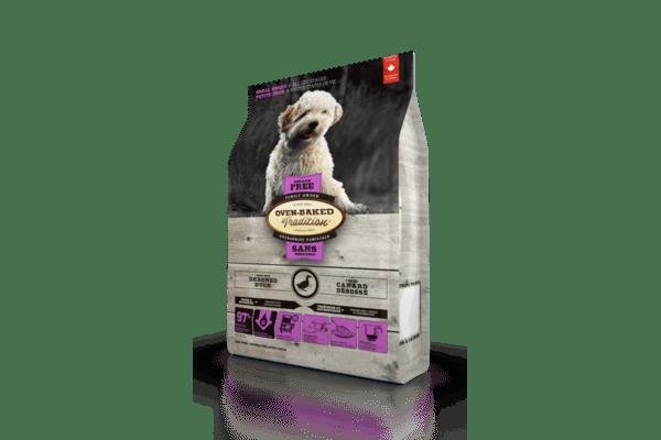 Корм Oven-Baked Tradition беззерновий сухий корм для собак малих порід. 2,27 кг - NaVolyni.com