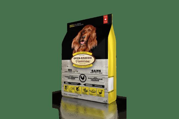 Корм Oven-Baked Tradition сухий корм для собак 5,67  кг - NaVolyni.com