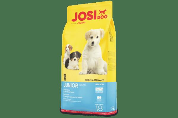 Josera Junior для щенков и молодых собак Вес :18 кг - NaVolyni.com