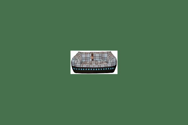 Модный зверь - диван Марракеш, с подушечкой №4 - NaVolyni.com