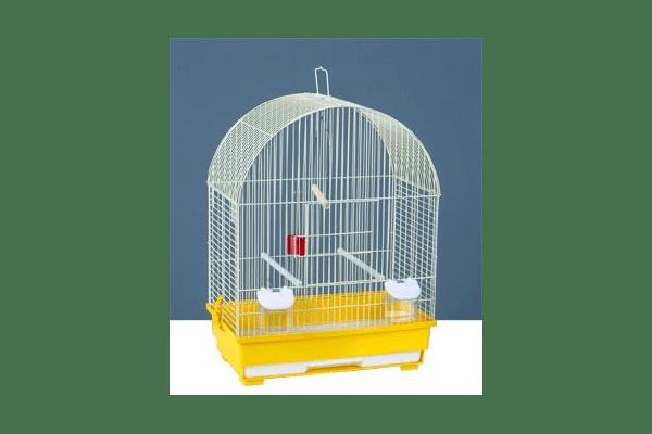 E-31 клетка для птиц (размер42х25х55см) - NaVolyni.com