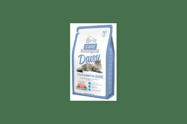 Brit Care Daisy Weight Control при избыточном весе гипоаллергенный с индейкой и рисом Вес :   400 г  2 кг  7 кг - NaVolyni.com