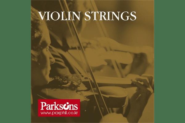 PARKSONS VIOLIN струни для скрипки - NaVolyni.com