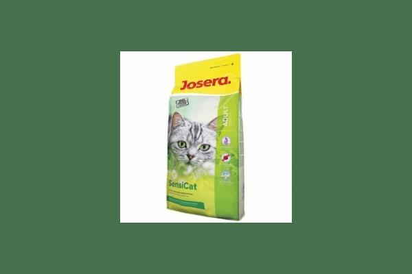 Josera Sensicat для взрослых котов с повышенной чувствительностью 10 кг - NaVolyni.com