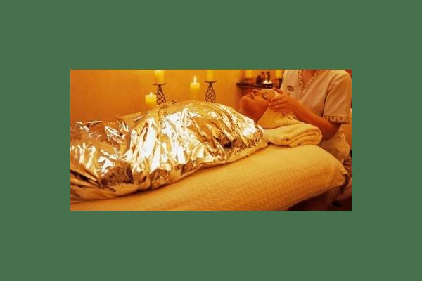 Обгортання в термоковдрі - NaVolyni.com