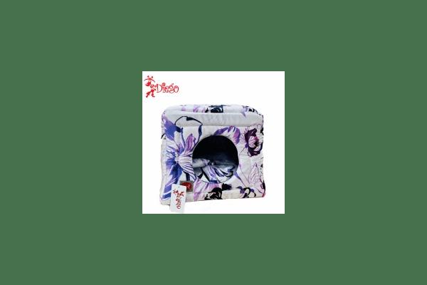 Лежак TM DIEGO Розовые цветы - NaVolyni.com