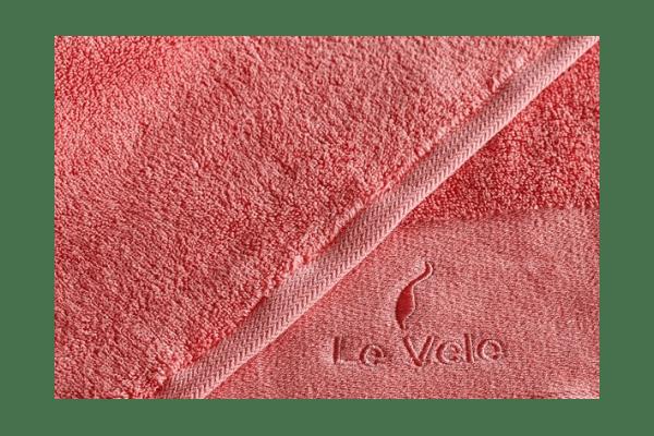 Рушник Le Vele Zero Twist Salmon - NaVolyni.com