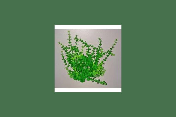 Пластиковое растение для аквариума 047202 ,  15-20 см - NaVolyni.com
