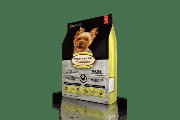 Корм Oven-Baked Tradition сухий корм для собак малих порід  5,67 кг - NaVolyni.com
