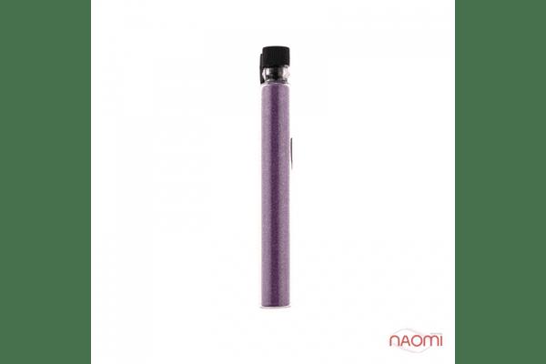 Блестки Salon Professional, размер 004, цвет фиолетовый № 910, в пробирке - NaVolyni.com
